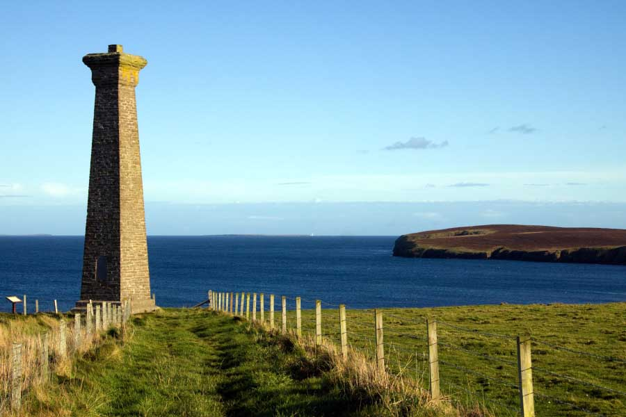 The Covenanters' Memorial, Deerness